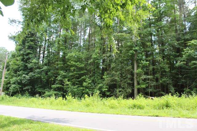 54B Dogwood Acres Drive, Chapel Hill, NC 27516 (#2295822) :: Sara Kate Homes