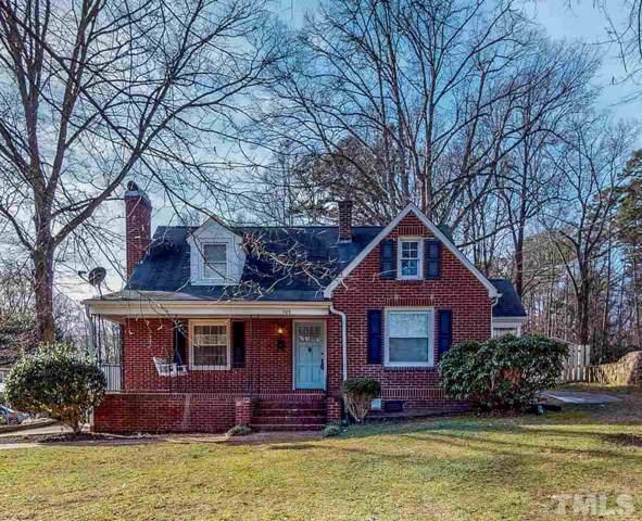 503 W Gordon Street, Roxboro, NC 27573 (#2295854) :: Marti Hampton Team - Re/Max One Realty