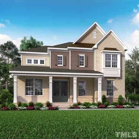 143 Grantham House Way #111, Apex, NC 27523 (#2295865) :: Dogwood Properties