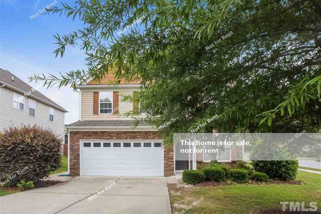 349 Trout Valley Road, Wake Forest, NC 27587 (#2295889) :: Raleigh Cary Realty