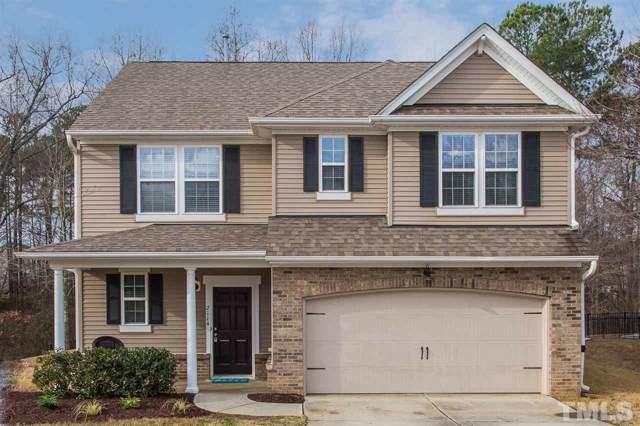2114 Old Rosebud Drive, Knightdale, NC 27545 (#2295897) :: Classic Carolina Realty