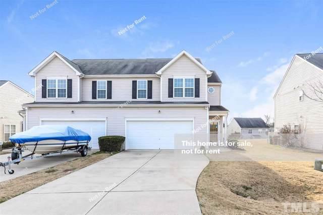 237 Payton Drive, Clayton, NC 27527 (#2295905) :: Sara Kate Homes