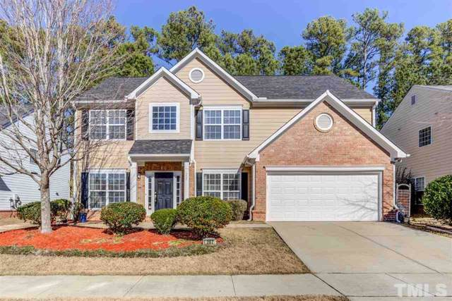 207 October Glory Drive, Apex, NC 27539 (#2295906) :: Sara Kate Homes