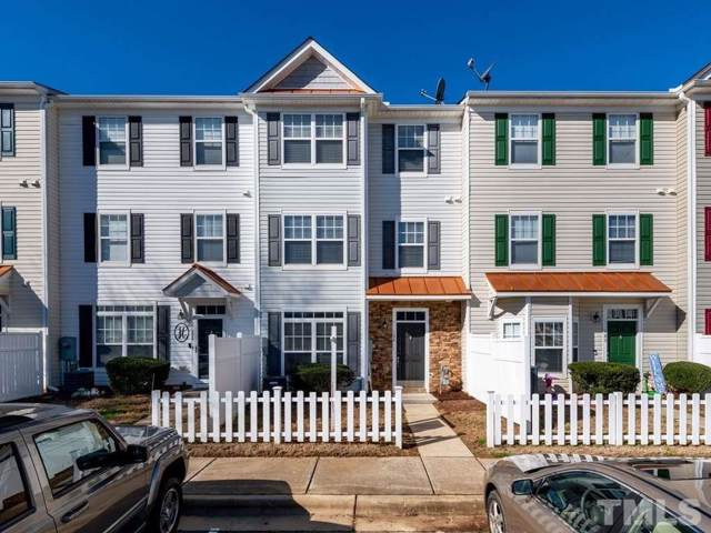 2200 Valley Edge Drive #106, Raleigh, NC 27614 (#2295948) :: Spotlight Realty