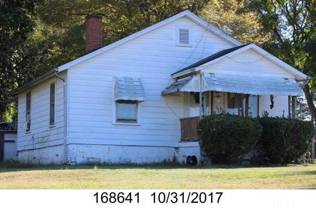 1610 Glenn School Road, Durham, NC 27704 (#2295950) :: The Results Team, LLC