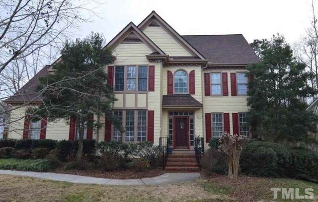 310 Canon Gate Drive, Cary, NC 27518 (#2295981) :: Raleigh Cary Realty