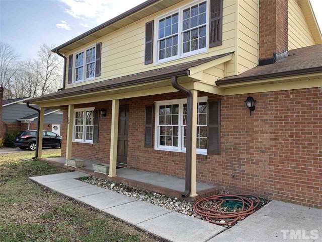 700 Wheat Mill Road, Durham, NC 27704 (#2295987) :: The Jim Allen Group