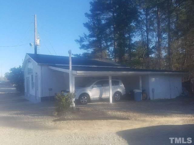 2541 Old Fairground Road, Angier, NC 27501 (#2296006) :: Sara Kate Homes
