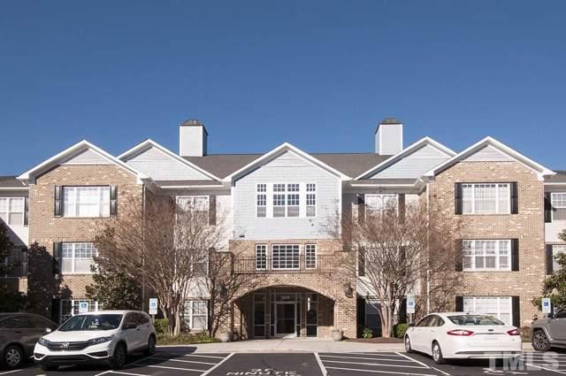 3810 Lunceston Way #104, Raleigh, NC 27613 (#2296028) :: The Jim Allen Group