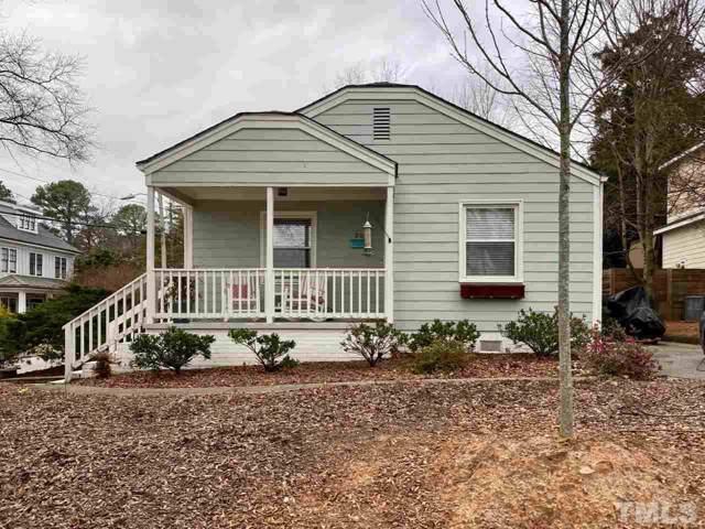 201 E Aycock Street, Raleigh, NC 27608 (#2296048) :: Dogwood Properties