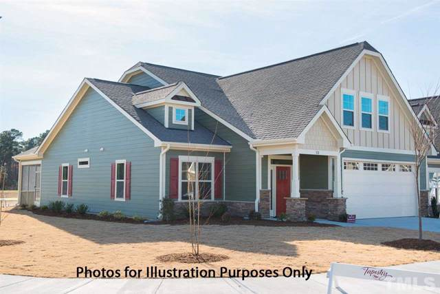28 Thornwhistle Place, Garner, NC 27529 (#2296060) :: Dogwood Properties