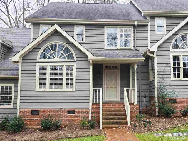 112 Lomond Lane, Cary, NC 27518 (MLS #2296078) :: The Oceanaire Realty