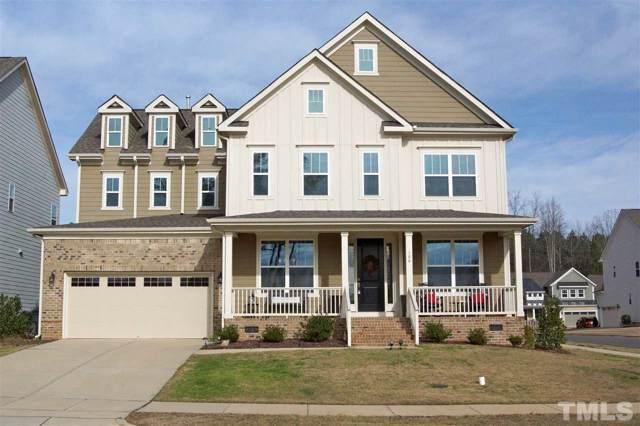 100 Pondside Drive, Apex, NC 27539 (#2296114) :: M&J Realty Group