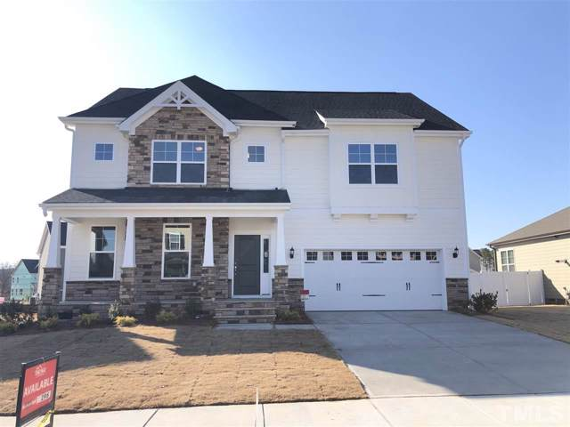 1013 Dogwood Bloom Lane, Knightdale, NC 27545 (MLS #2296127) :: The Oceanaire Realty