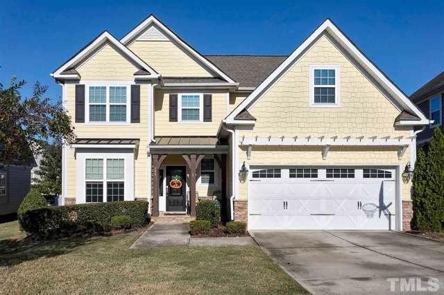 104 Silver Bluff Street, Holly Springs, NC 27540 (#2296151) :: Sara Kate Homes