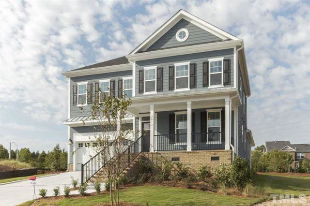 2012 Waterbush Cove Court, Cary, NC 27519 (#2296178) :: Dogwood Properties