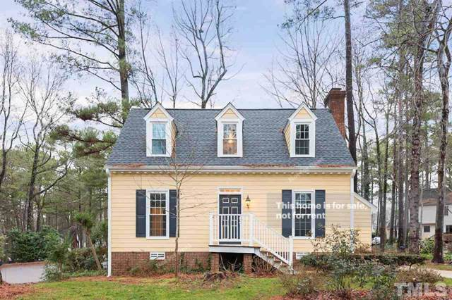 4424 Tetbury Place, Raleigh, NC 27613 (MLS #2296280) :: The Oceanaire Realty