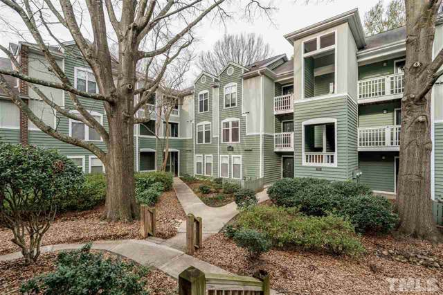 1011 Nicholwood Drive #203, Raleigh, NC 27605 (#2296311) :: The Perry Group