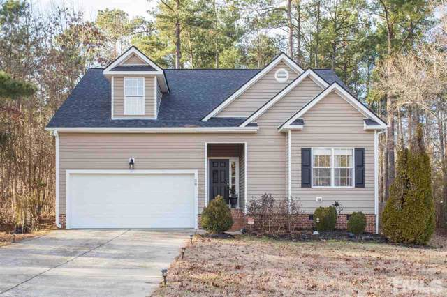 30 Spencers Gate Drive, Youngsville, NC 27596 (#2296323) :: The Perry Group