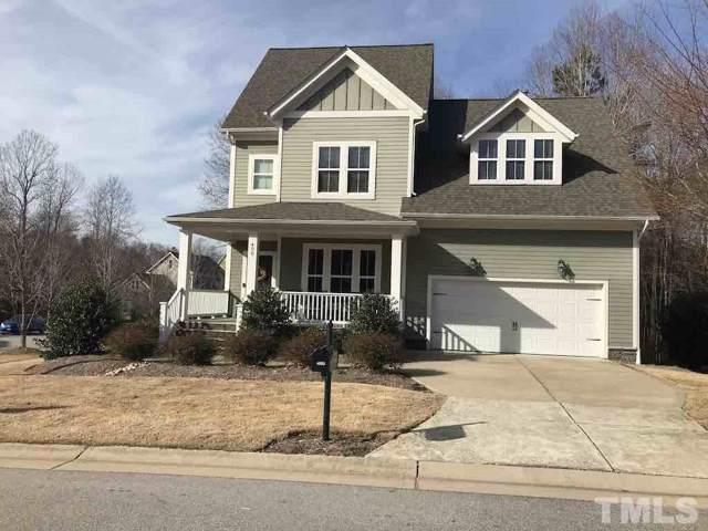 400 Streamwood Drive, Holly Springs, NC 27540 (#2296350) :: The Jim Allen Group