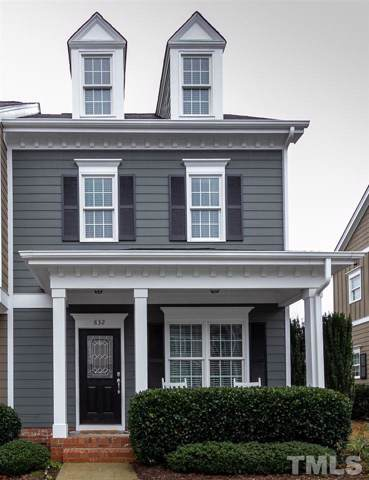 832 Myrtle Grove Lane, Apex, NC 27502 (#2296352) :: Sara Kate Homes