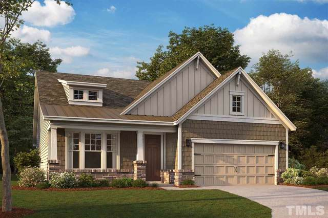 1429 Stonemill Falls Drive Lot 69, Wake Forest, NC 27587 (MLS #2296371) :: The Oceanaire Realty