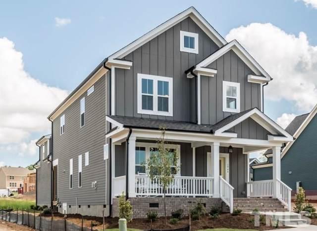 1524 Rhodeschool Drive #509, Wendell, NC 27591 (#2296379) :: Sara Kate Homes