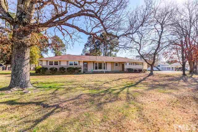 312 S Peedin Avenue, Pine Level, NC 27568 (#2296402) :: Sara Kate Homes