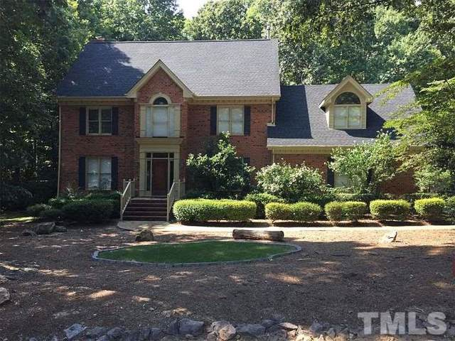 111 Rustic Wood Lane, Cary, NC 27518 (#2296410) :: The Jim Allen Group