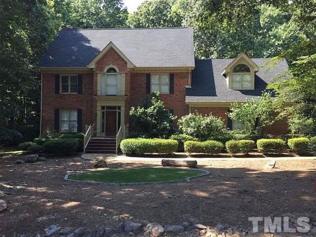 111 Rustic Wood Lane, Cary, NC 27518 (#2296410) :: Foley Properties & Estates, Co.