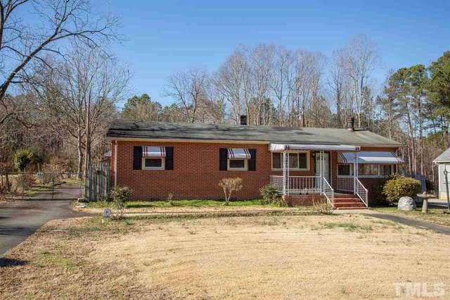 437 Hamlet Chapel Road, Pittsboro, NC 27312 (#2296423) :: Classic Carolina Realty