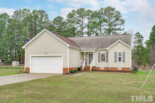 6625 Eagles Crossing Drive, Wendell, NC 27591 (#2296429) :: The Jim Allen Group