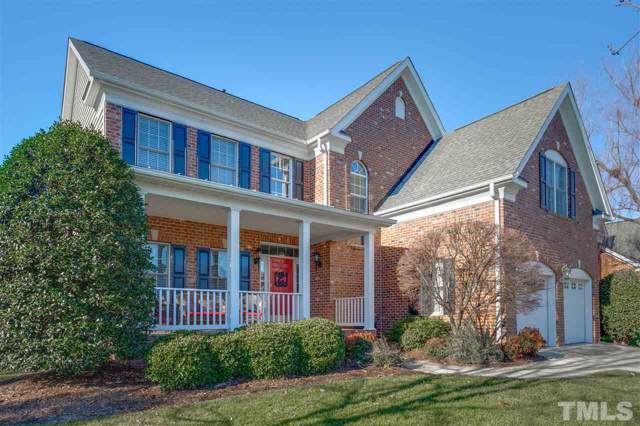 10313 Sporting Club Drive, Raleigh, NC 27617 (#2296474) :: Classic Carolina Realty