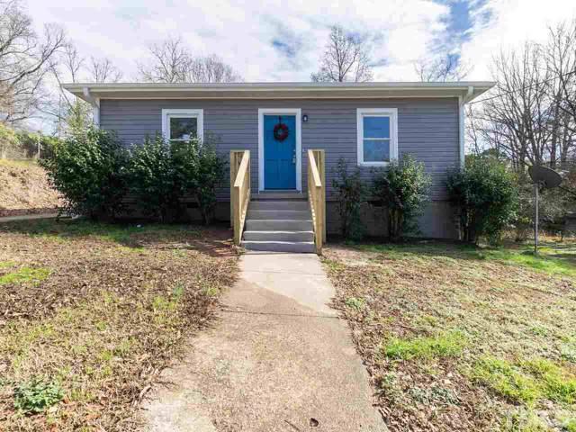 707 Bernice Street, Durham, NC 27703 (#2296495) :: M&J Realty Group