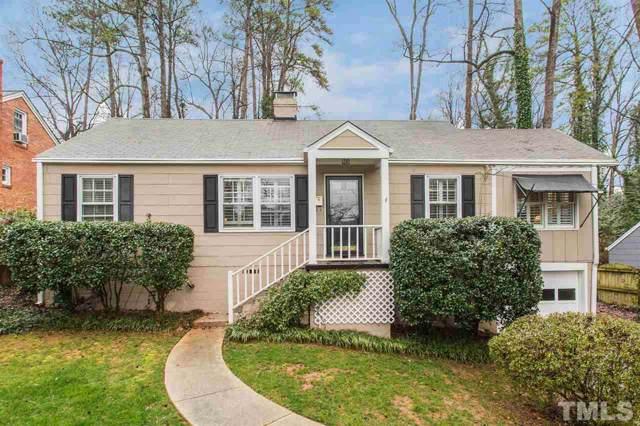 3008 Medlin Drive, Raleigh, NC 27607 (#2296512) :: Dogwood Properties