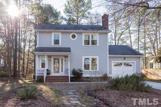 2203 Pathway Drive, Chapel Hill, NC 27516 (#2296513) :: Marti Hampton Team - Re/Max One Realty
