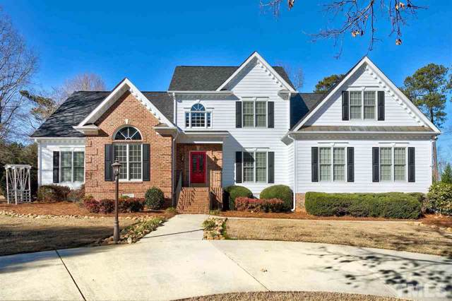 4812 Cornoustie Court, Holly Springs, NC 27540 (#2296546) :: Raleigh Cary Realty