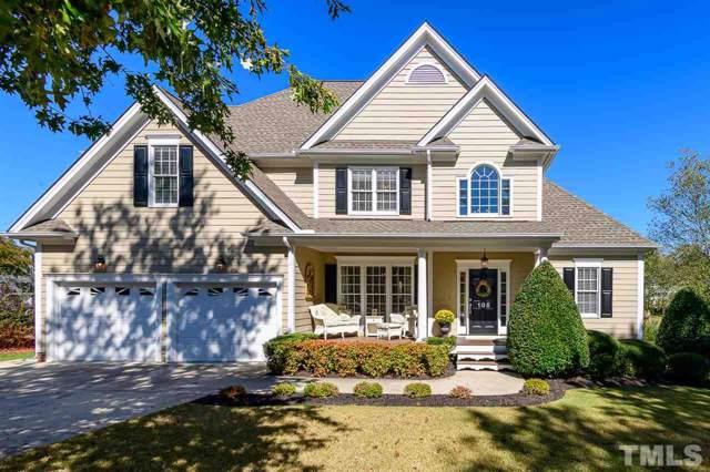 105 White Bloom Lane, Cary, NC 27519 (#2296594) :: Dogwood Properties