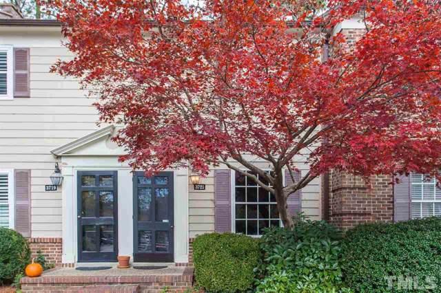 3721 Jamestown Circle N/A, Raleigh, NC 27609 (#2296604) :: Dogwood Properties