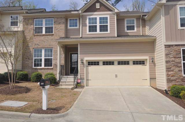 803 Transom View Way, Cary, NC 27519 (#2296655) :: M&J Realty Group