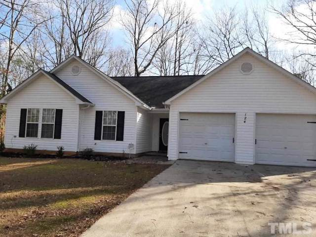 124 Apache Drive, Louisburg, NC 27549 (#2296660) :: The Perry Group