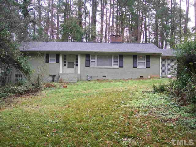 1225 Chaney Road, Raleigh, NC 27606 (#2296672) :: The Perry Group