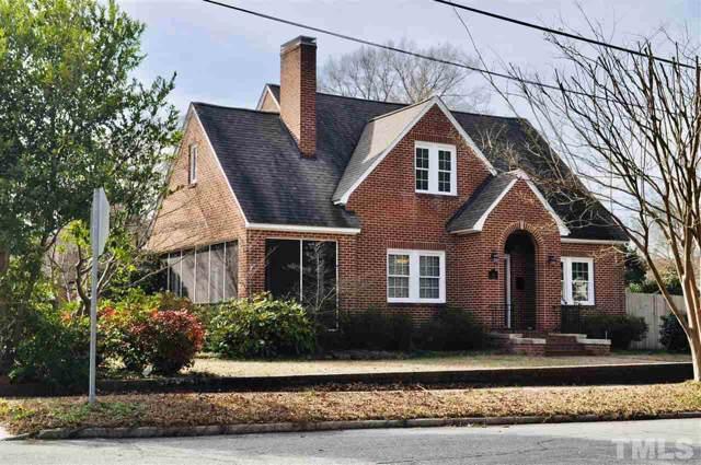 316 E Davis Street, Smithfield, NC 27577 (#2296680) :: The Beth Hines Team