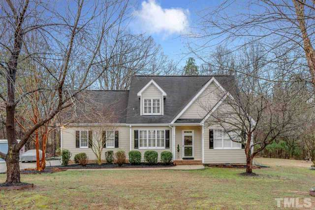9004 New Century Road, Wake Forest, NC 27587 (#2296705) :: Sara Kate Homes