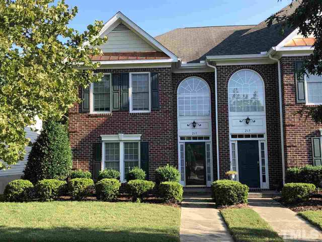 213 Anniston Court, Cary, NC 27519 (#2296710) :: Dogwood Properties