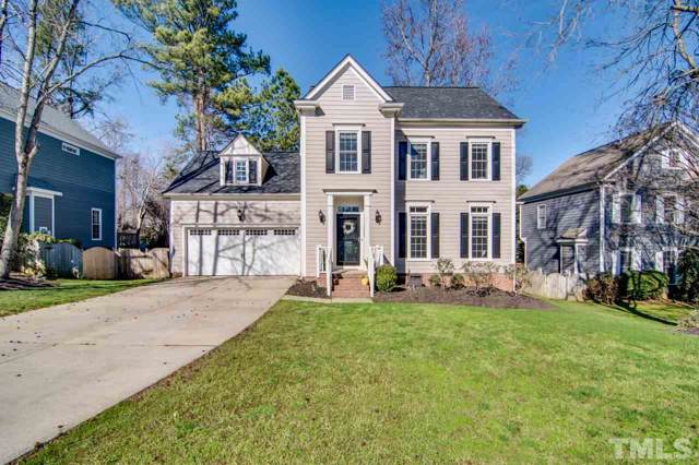 1809 Misty Hollow Lane, Apex, NC 27502 (#2296739) :: The Jim Allen Group