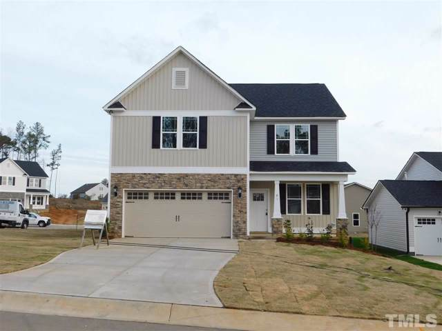 81 Mountain View Drive, Garner, NC 27529 (#2296752) :: Foley Properties & Estates, Co.