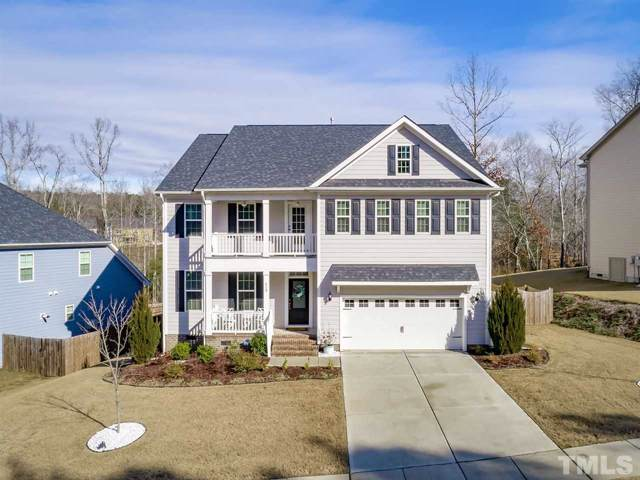 213 Cahors Trail, Holly Springs, NC 27540 (#2296760) :: Rachel Kendall Team