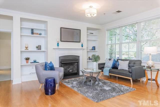 340 Allister Drive #113, Raleigh, NC 27609 (#2296802) :: Dogwood Properties