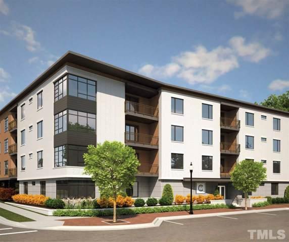 105 Chatham Walk Lane #102, Cary, NC 27511 (#2296841) :: RE/MAX Real Estate Service